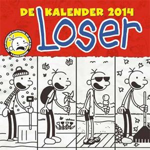 Nieuws Het Leven van een Loser Kalender 2014